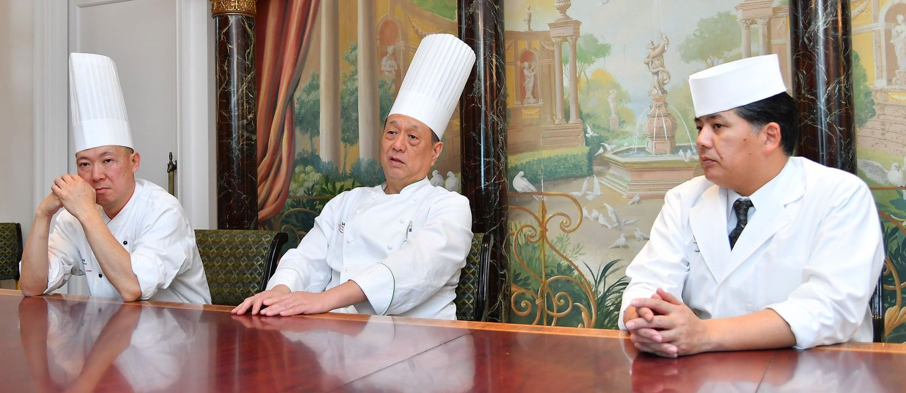 The Westin Tokyo Interview on Quality Dinning in Japan