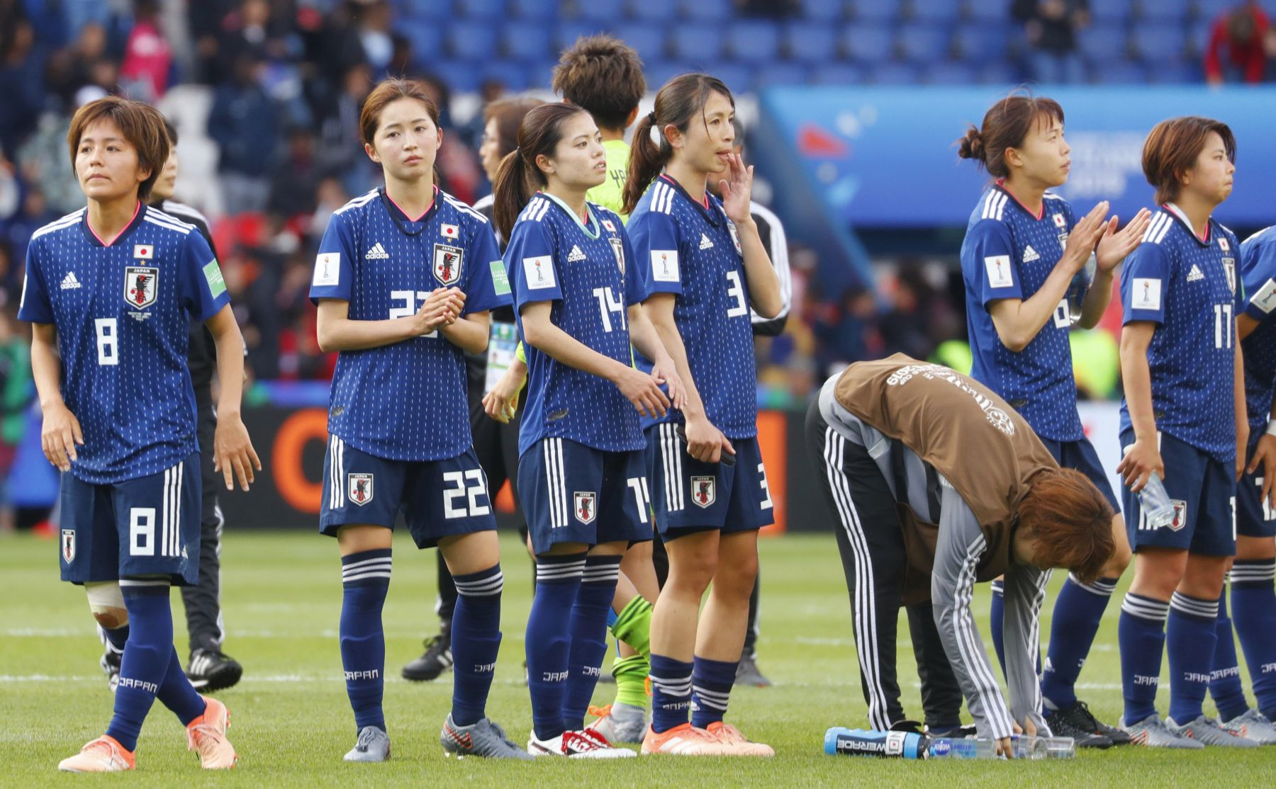 2019 FIFA Women's World Cup Japan vs Argentina 001