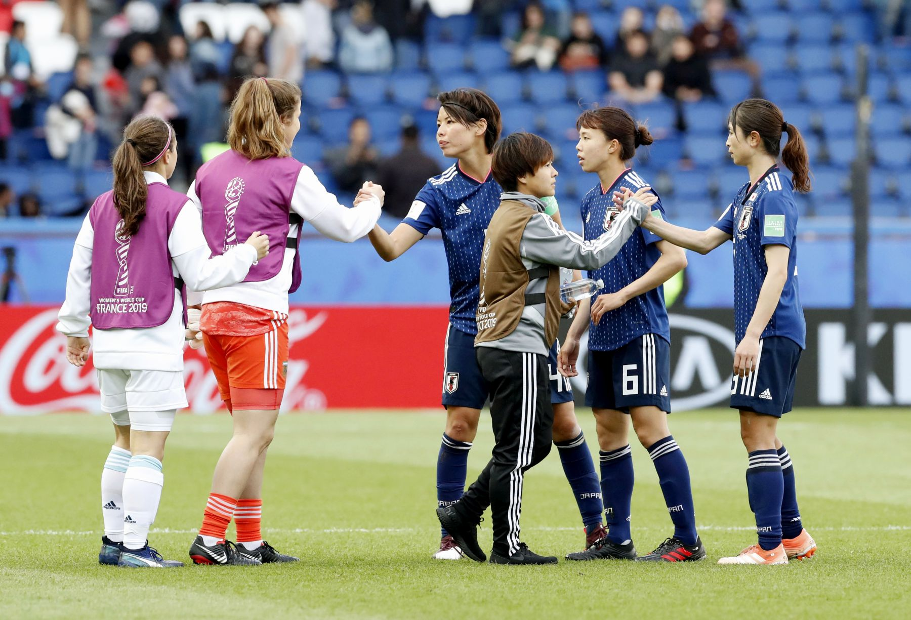 2019 FIFA Women's World Cup Japan vs Argentina 002