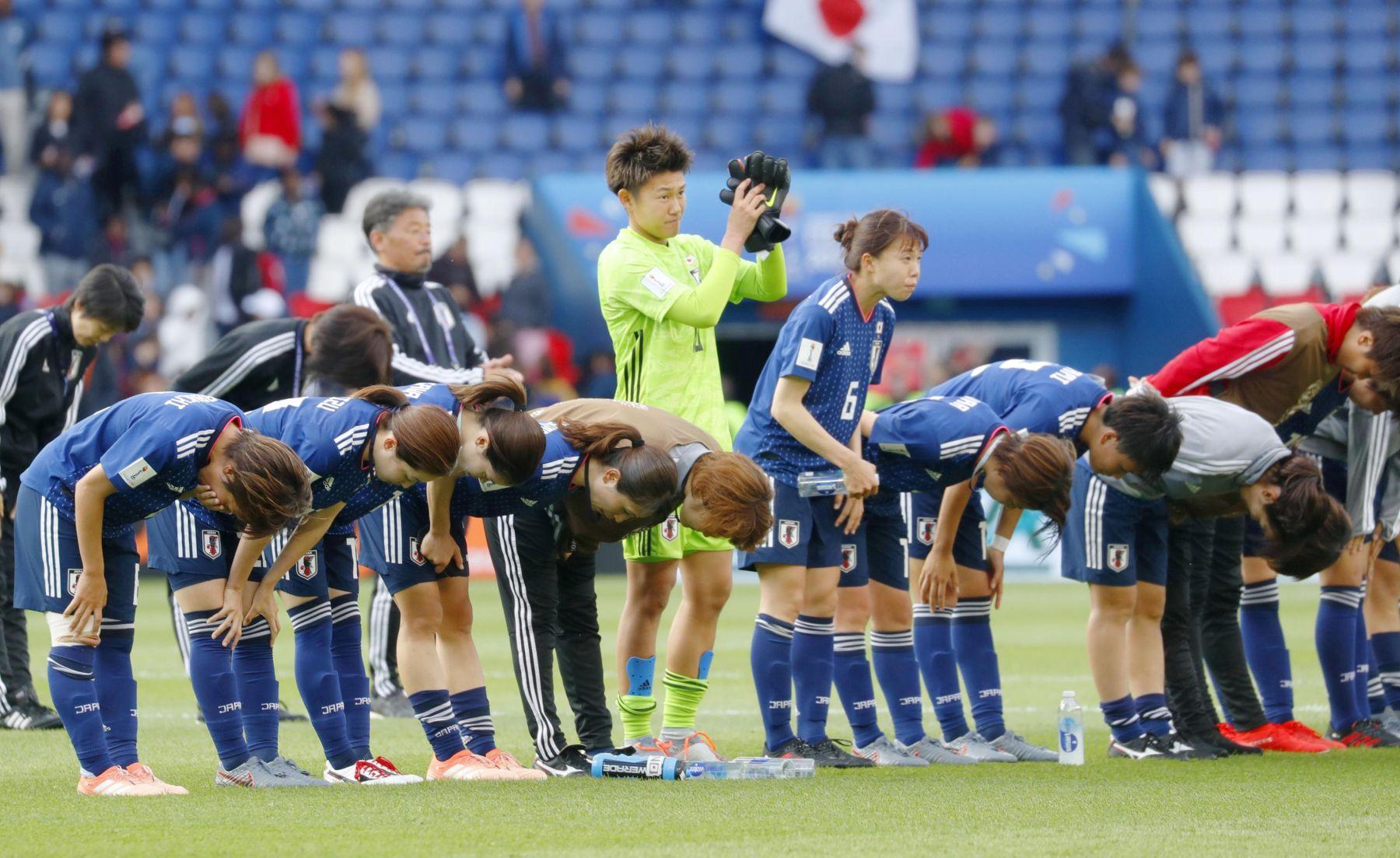 2019 FIFA Women's World Cup Japan vs Argentina 005