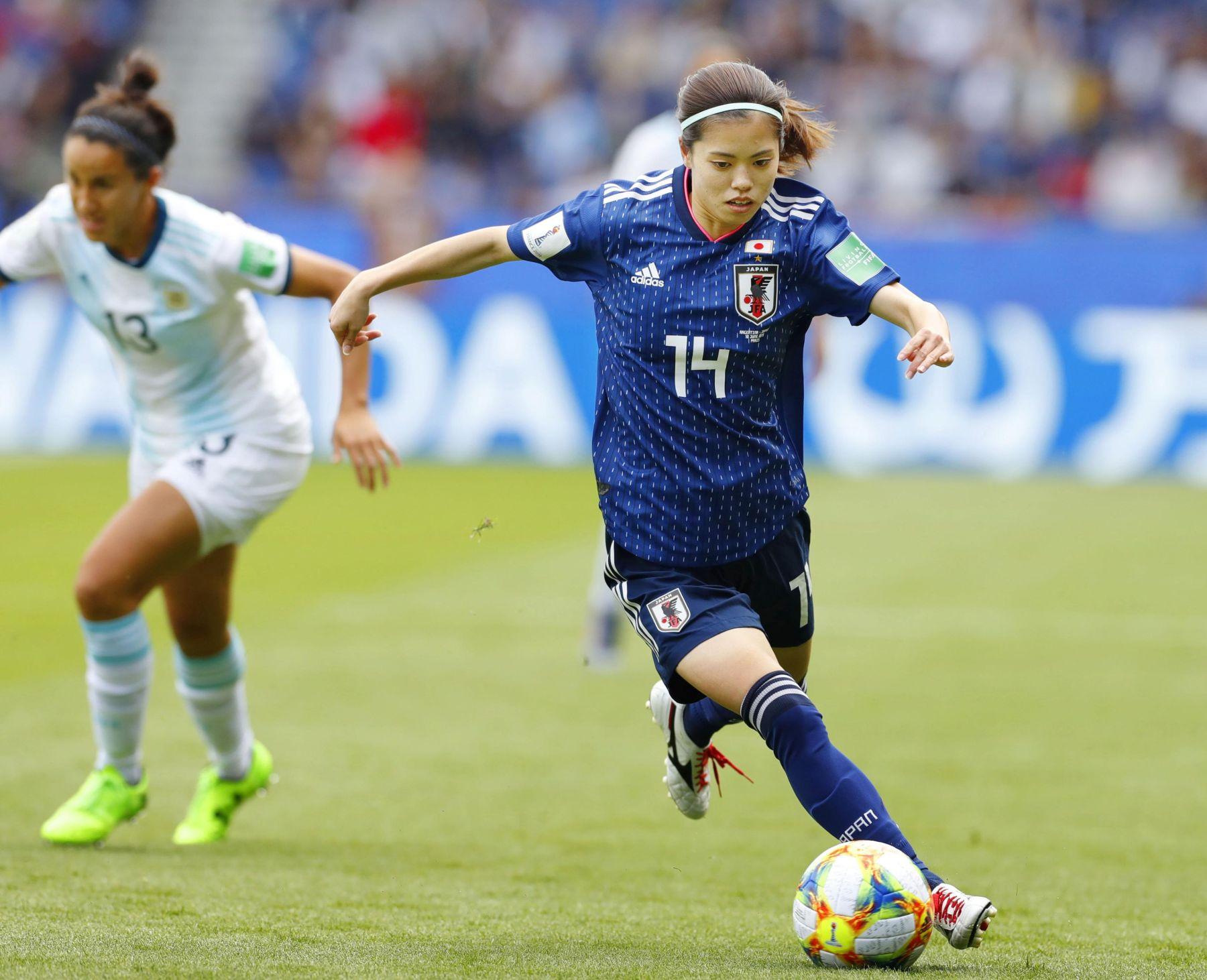 2019 FIFA Women's World Cup Japan vs Argentina 010