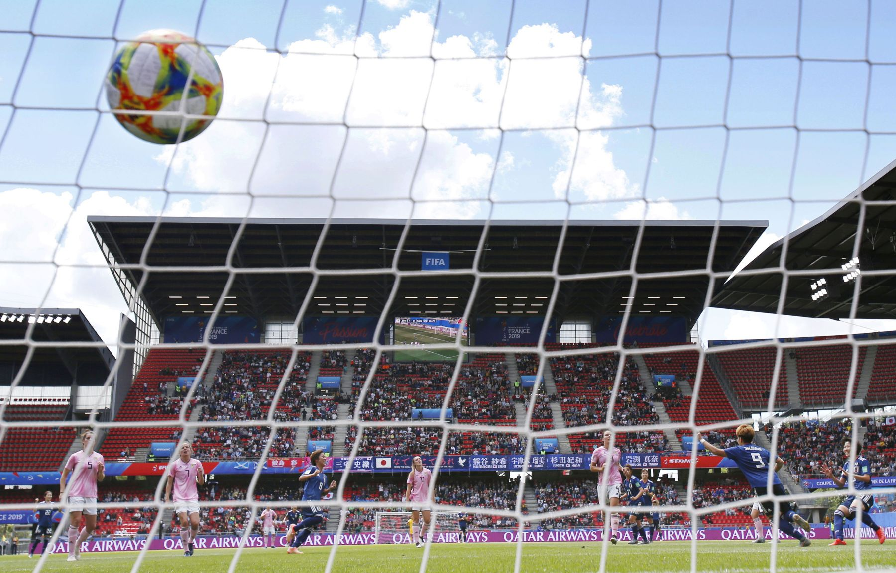 2019 FIFA Womens World Cup Japan vs Scotland 002