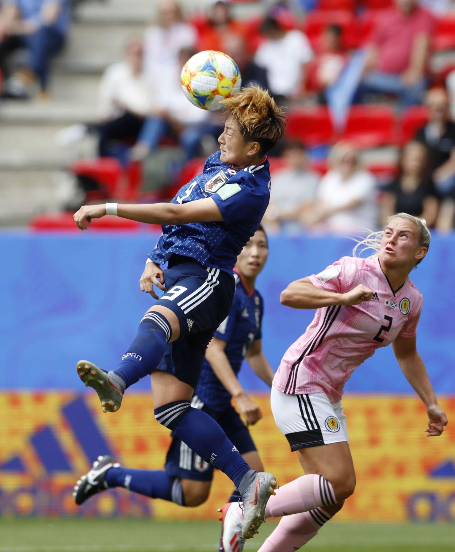 2019 FIFA Womens World Cup Japan vs Scotland 003