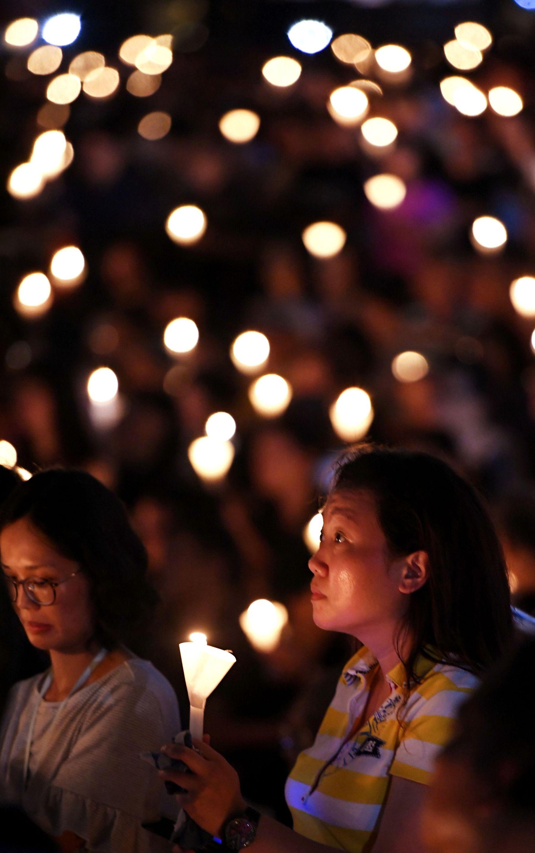China Beijing 30th Anniversary of Tiananmen Square Incident 029