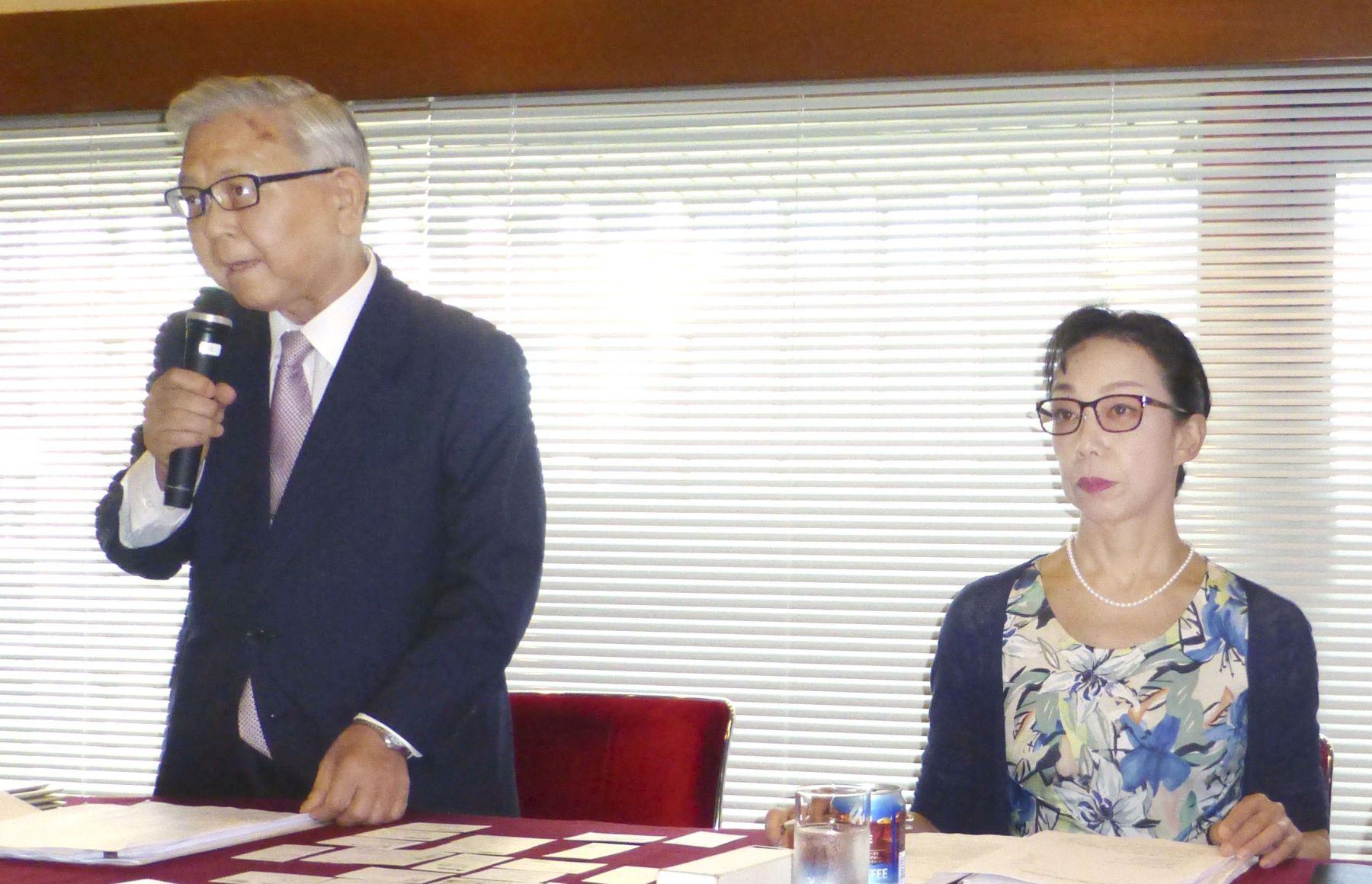 Japan Comfort Women Film Shusenjo Goes to Court 001