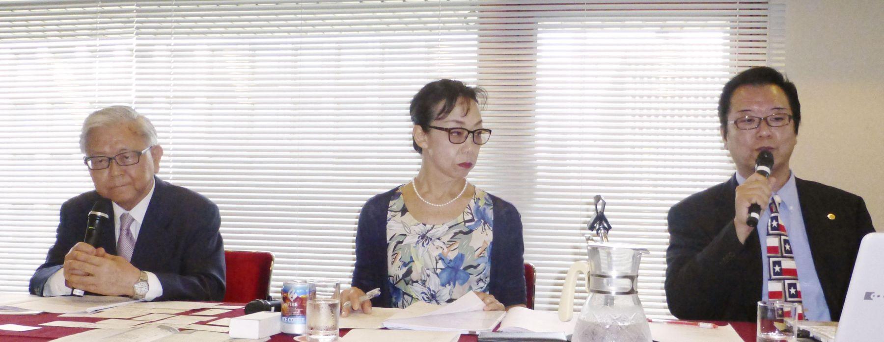 Japan Comfort Women Film Shusenjo Goes to Court 002