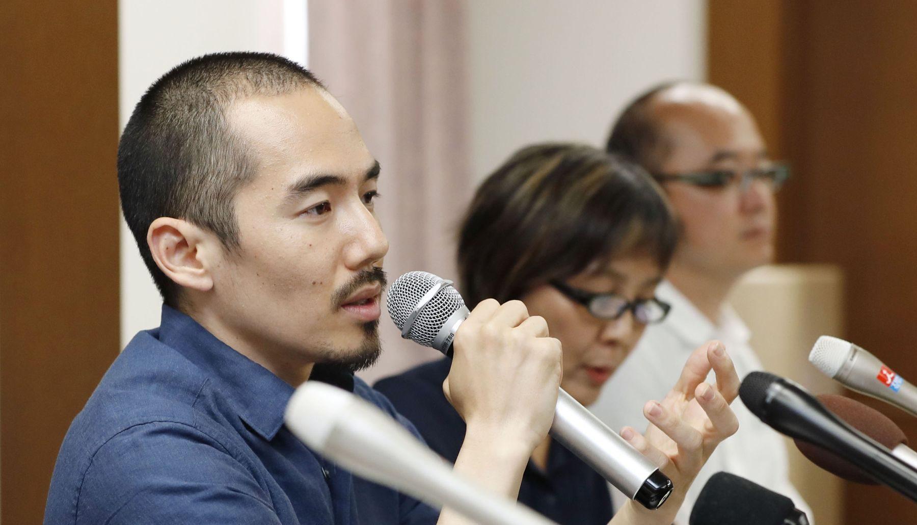 Japan Comfort Women Film Shusenjo Goes to Court 005