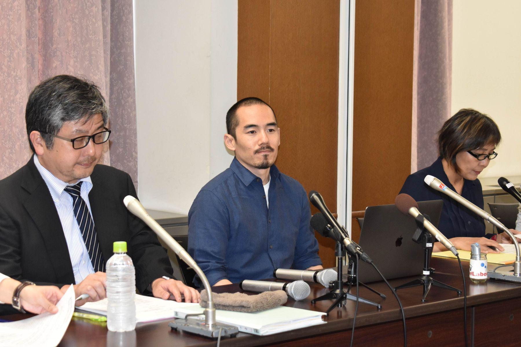 Japan Comfort Women Film Shusenjo Goes to Court 008