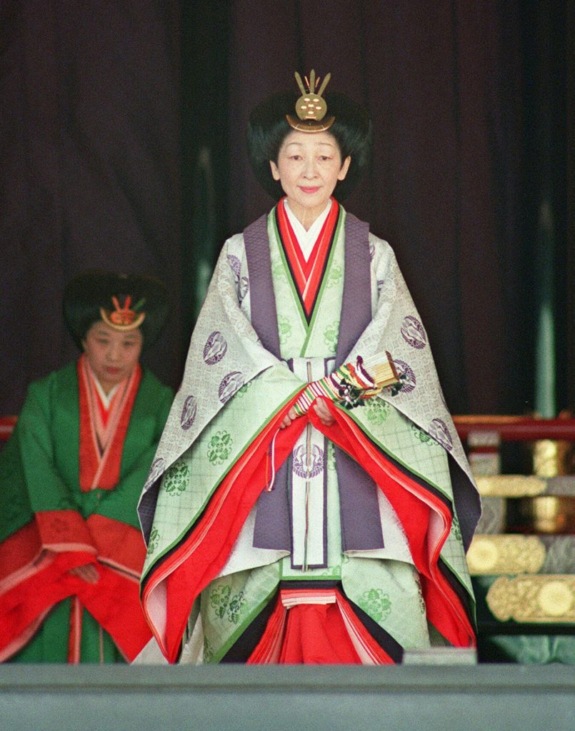 What Japan S Royal Women Wear Japan Forward
