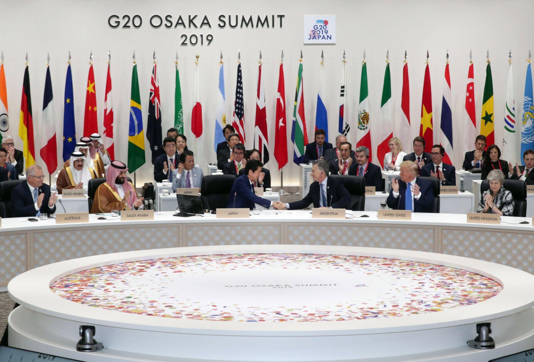 Japan Osaka G20 Summit Day 2 Part 1 032