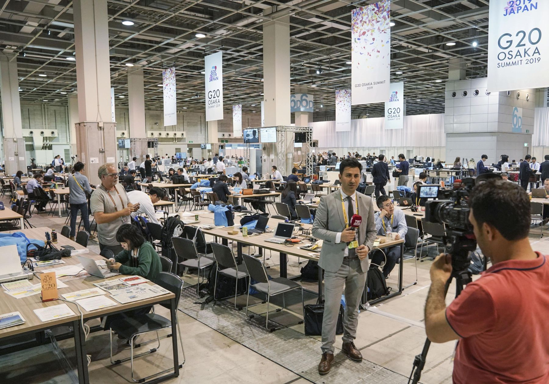 Japan Osaka Pre G20 Summit 019