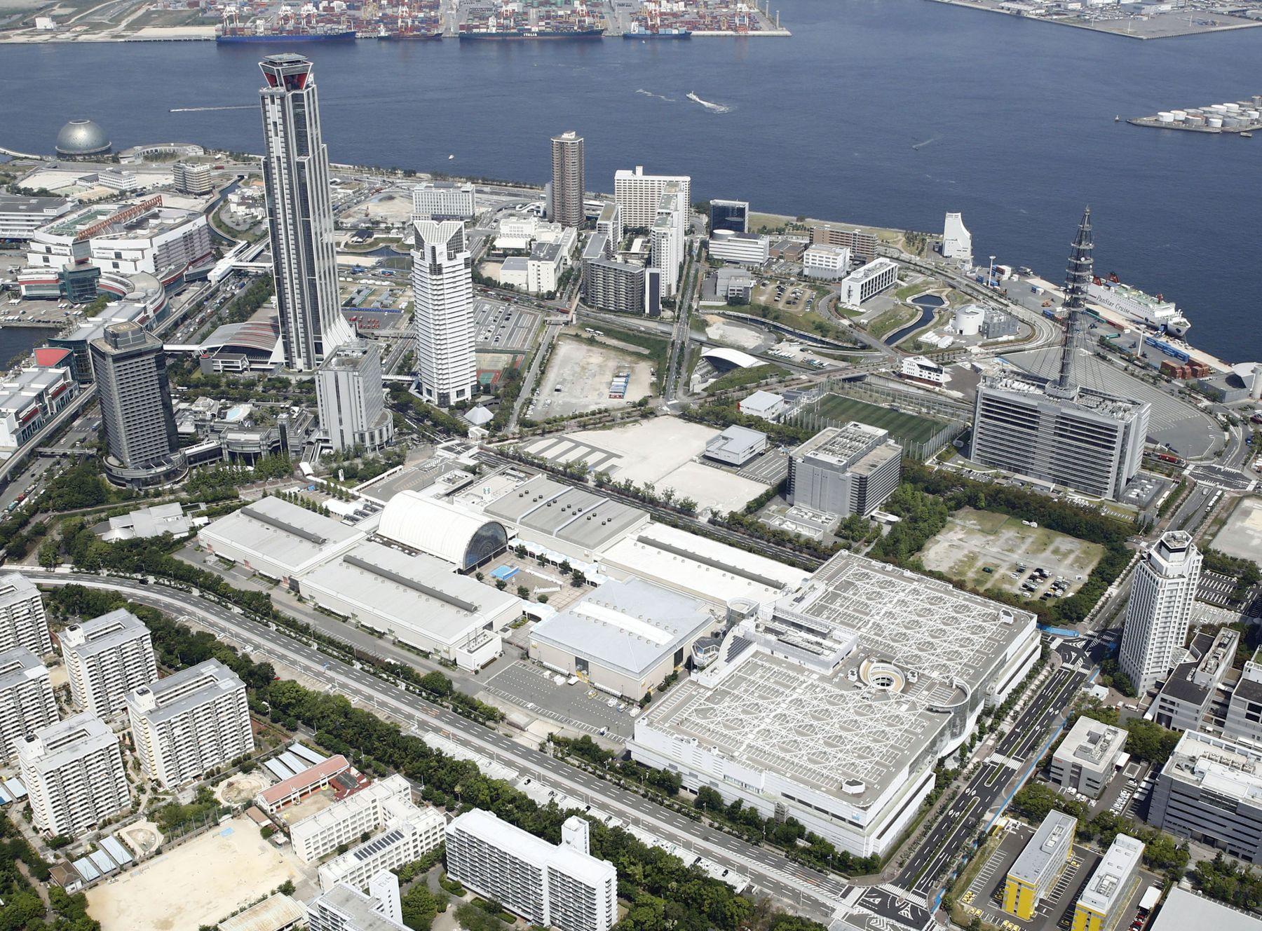 Japan Osaka Pre G20 Summit 020