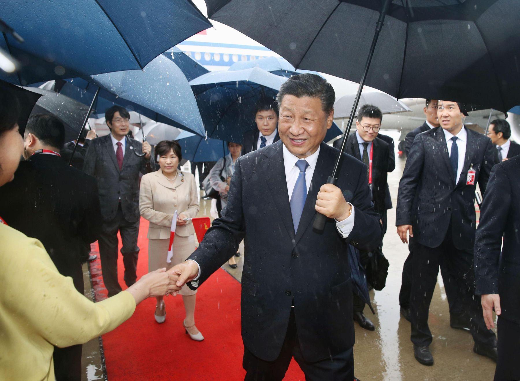 Japan Osaka Pre G20 Summit 026