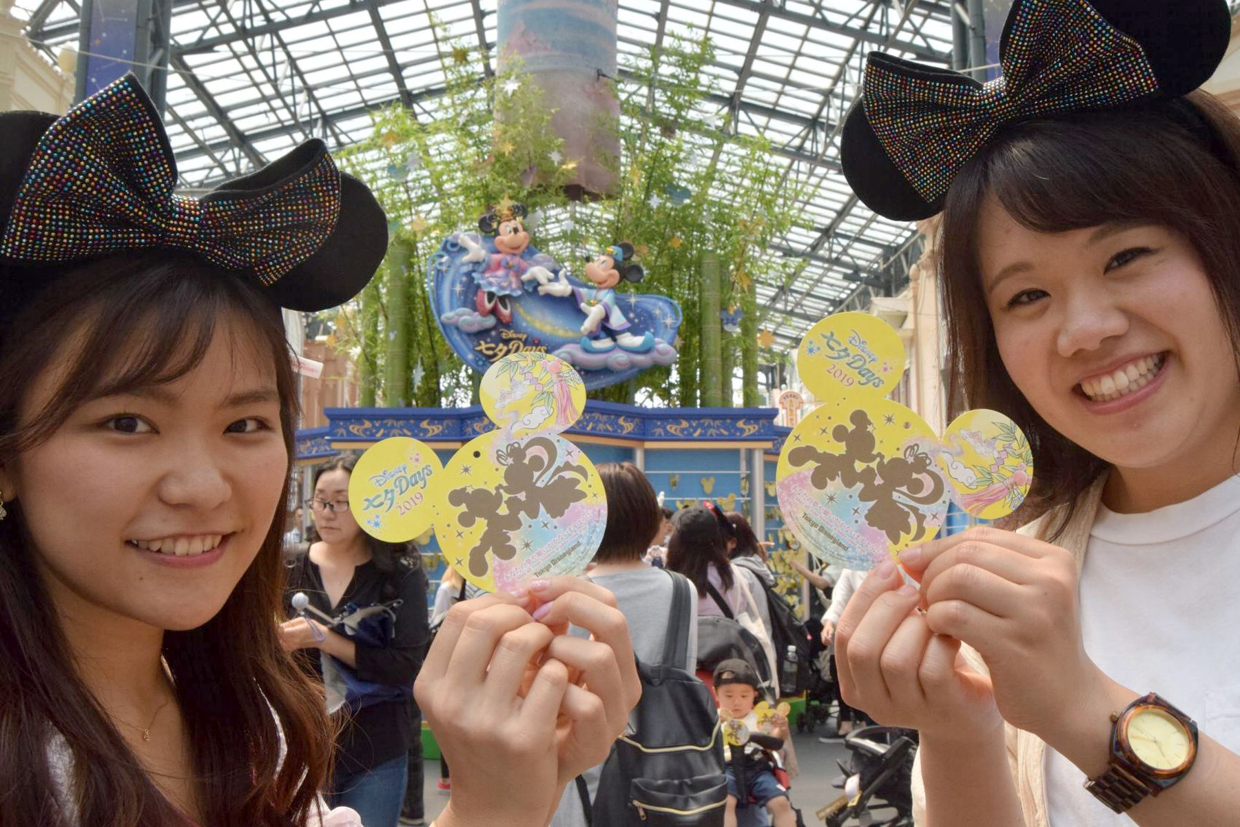 Japan Tokyo Disney Opens New Section 002