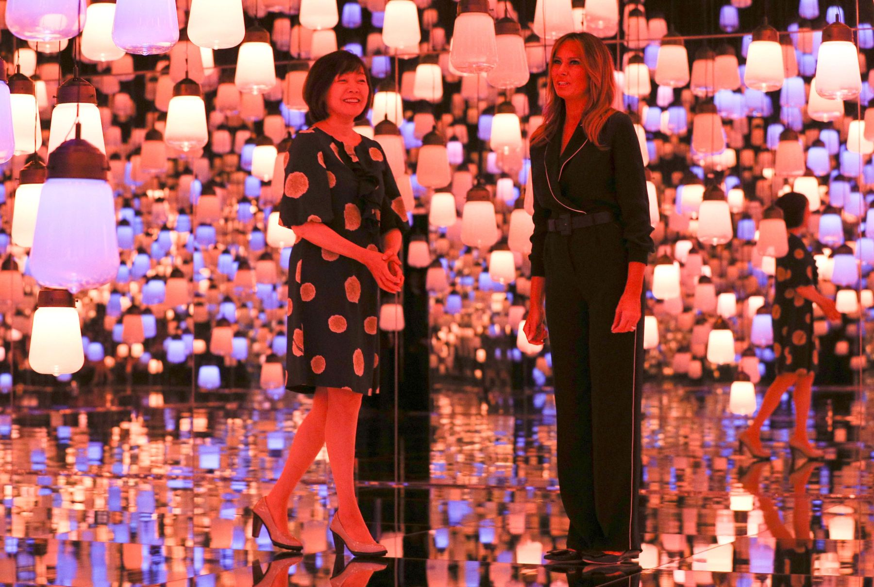 MORI Building Digital Art Museum_ Team Lab Borderless 1st Anniversary 010