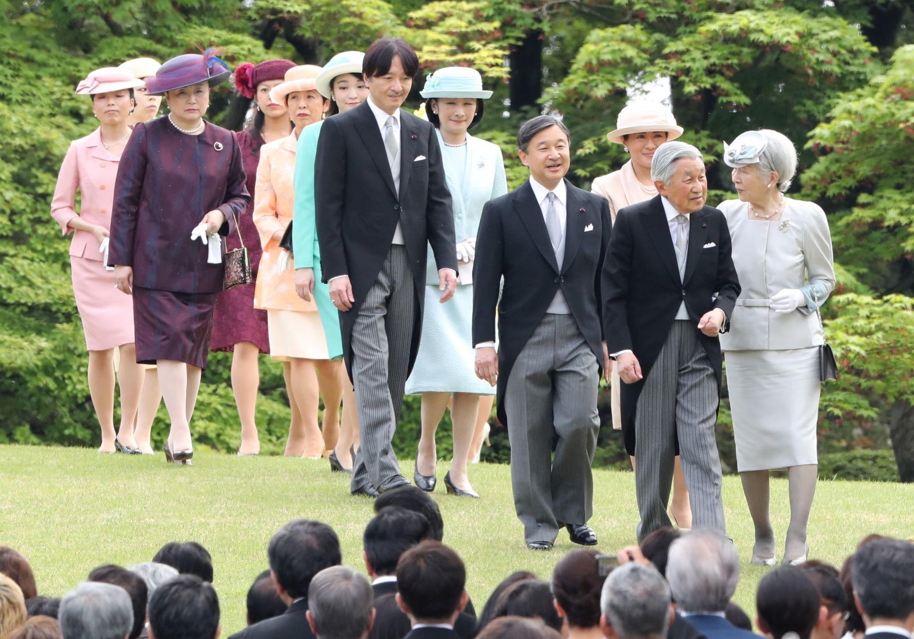 The Japanese Emperors Role in the 21st Century