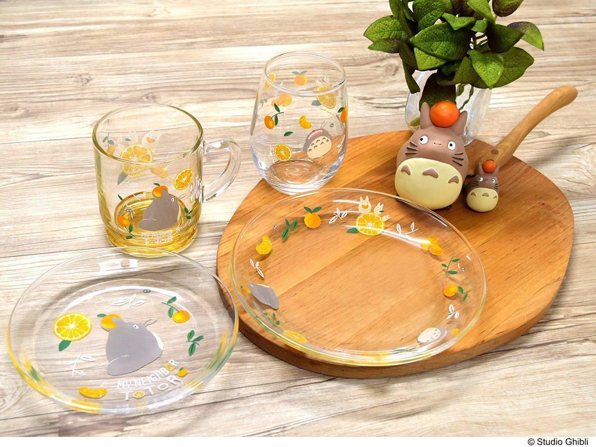 Totoro Tableware Summer