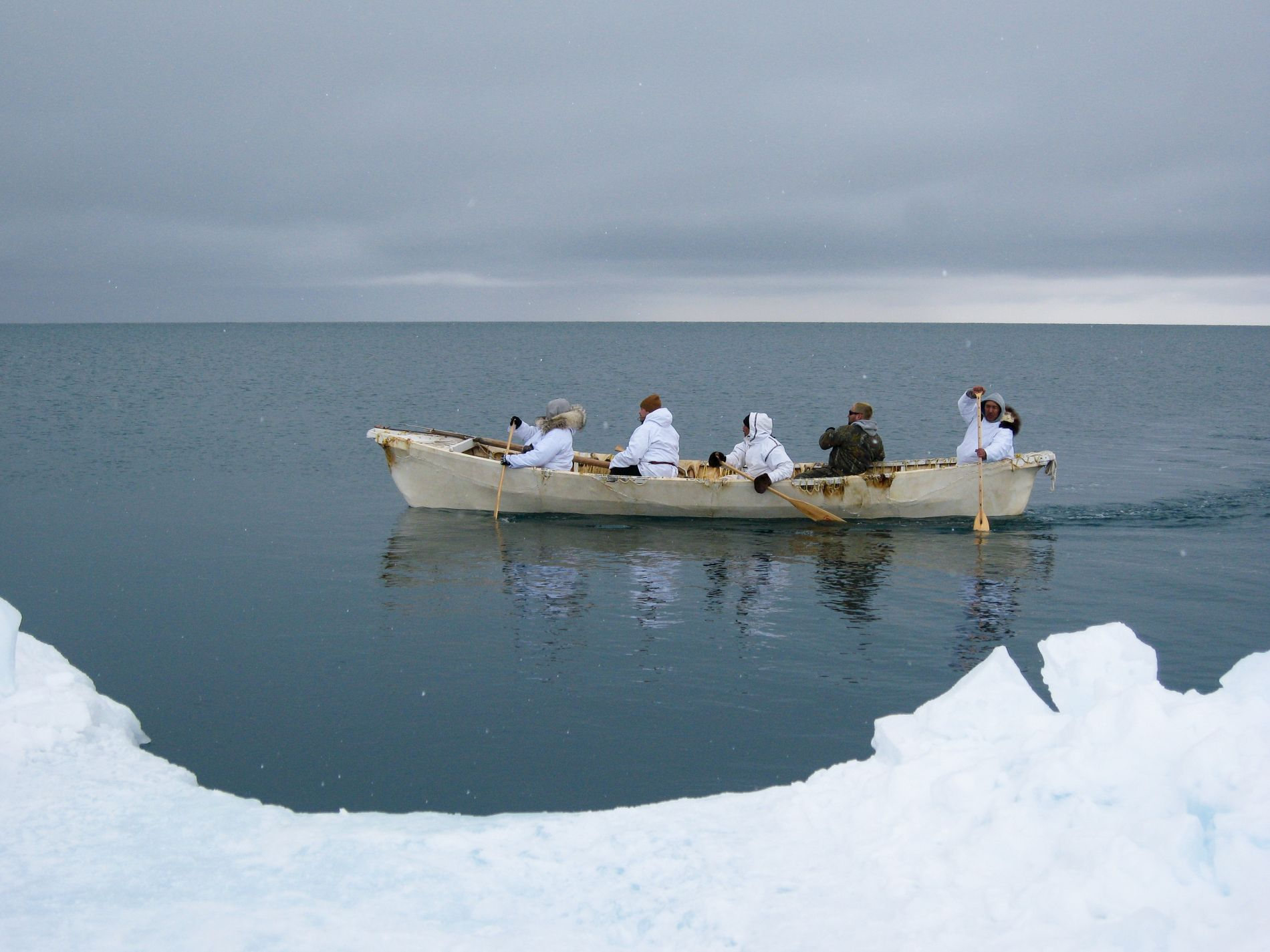 An Argument for Sustainable Whaling: The Case of Alaska's Indigenous Peoples