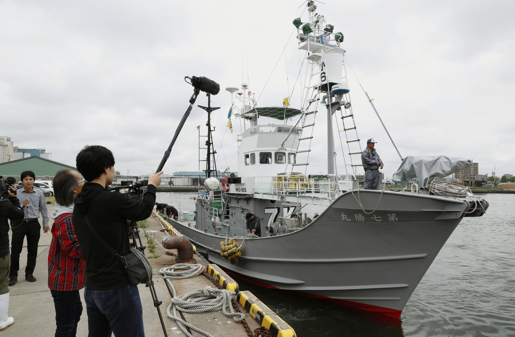 Japan Resumes Commercial Whaling 024