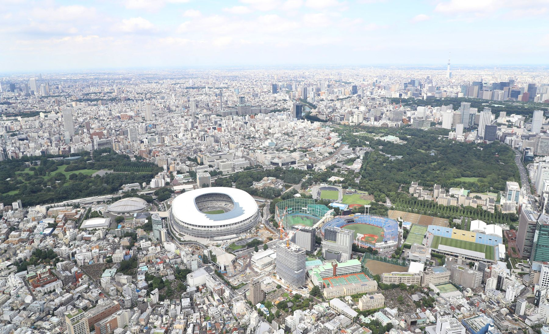 One Year Until Tokyo Olympics