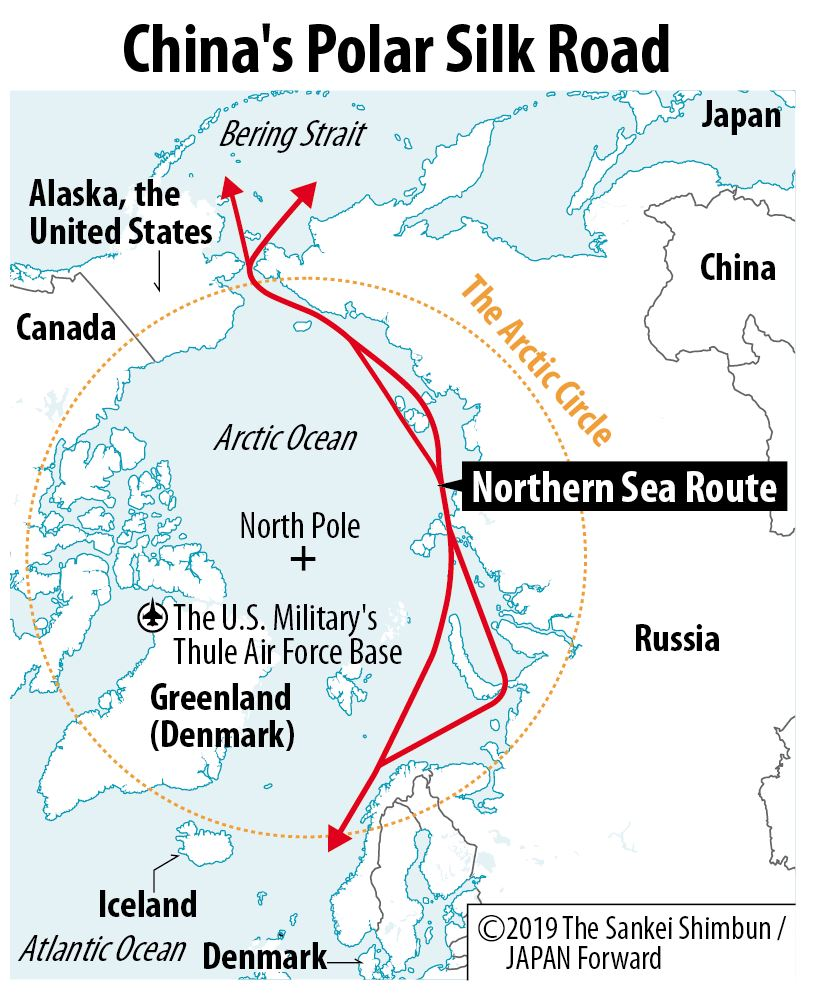China's Polar Silk Road