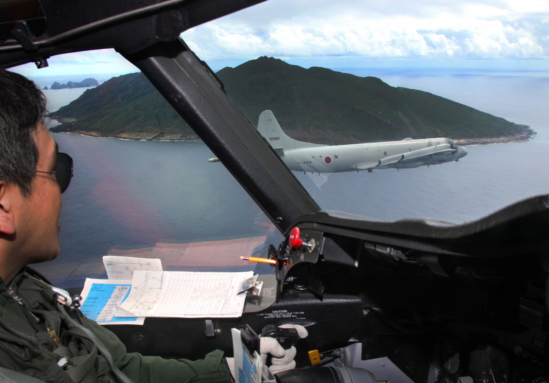 China, Japan, and Senkaku Islands Conflict in the East China Sea Amid an American Shadow 004