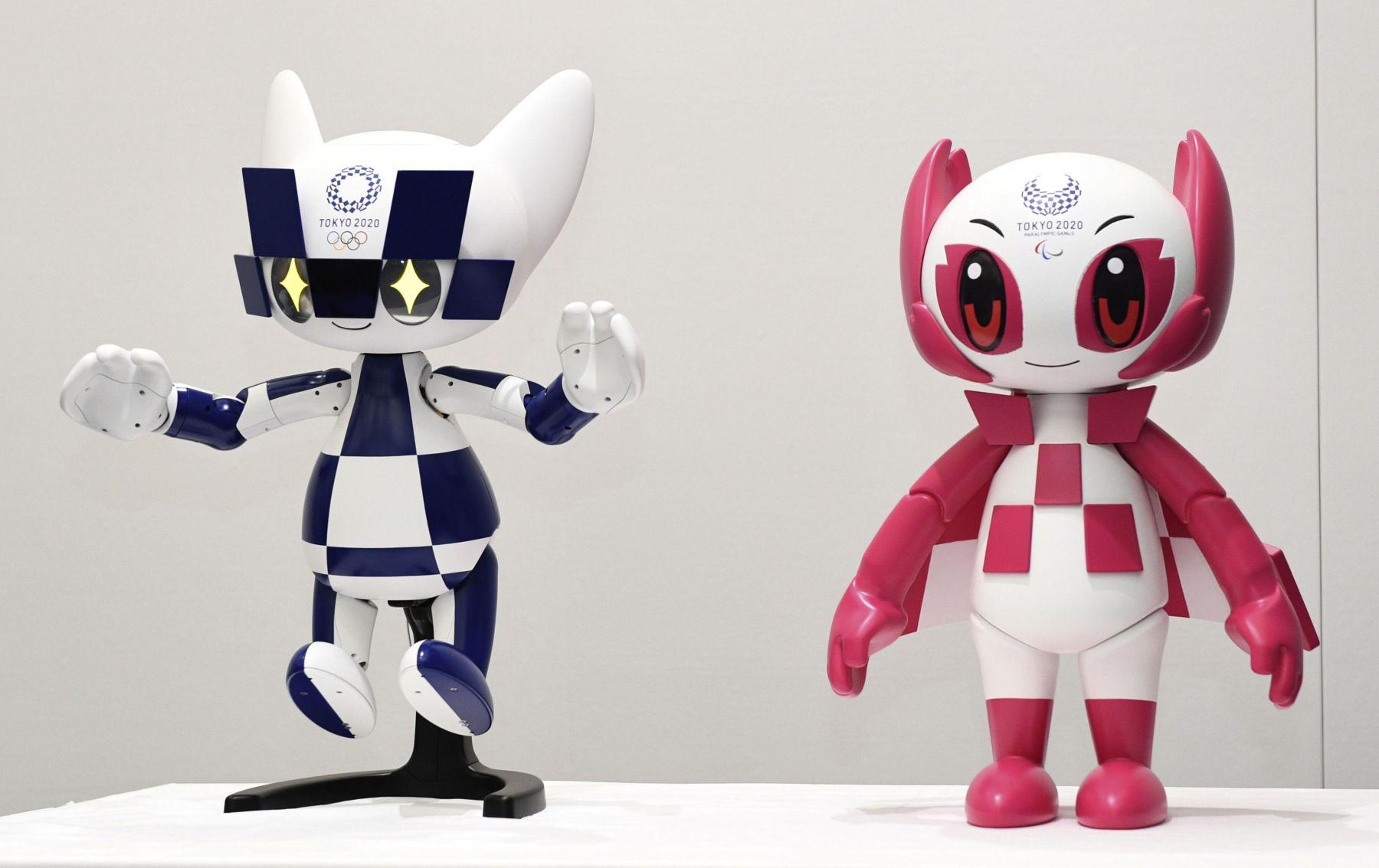 Japan Toyota 2020 Tokyo Olympics Robots 004