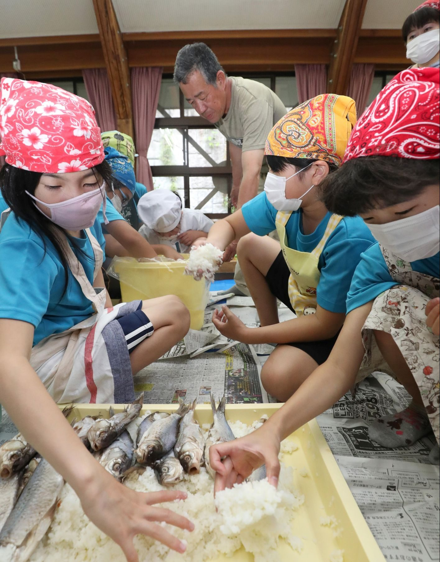 Summer on Okishima A Taste of Tradition with Island Fish 001