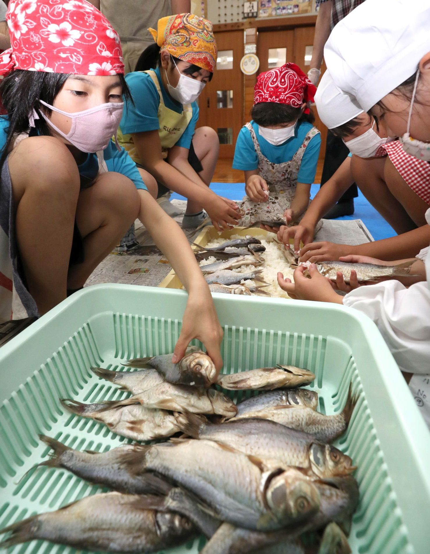 Summer on Okishima A Taste of Tradition with Island Fish
