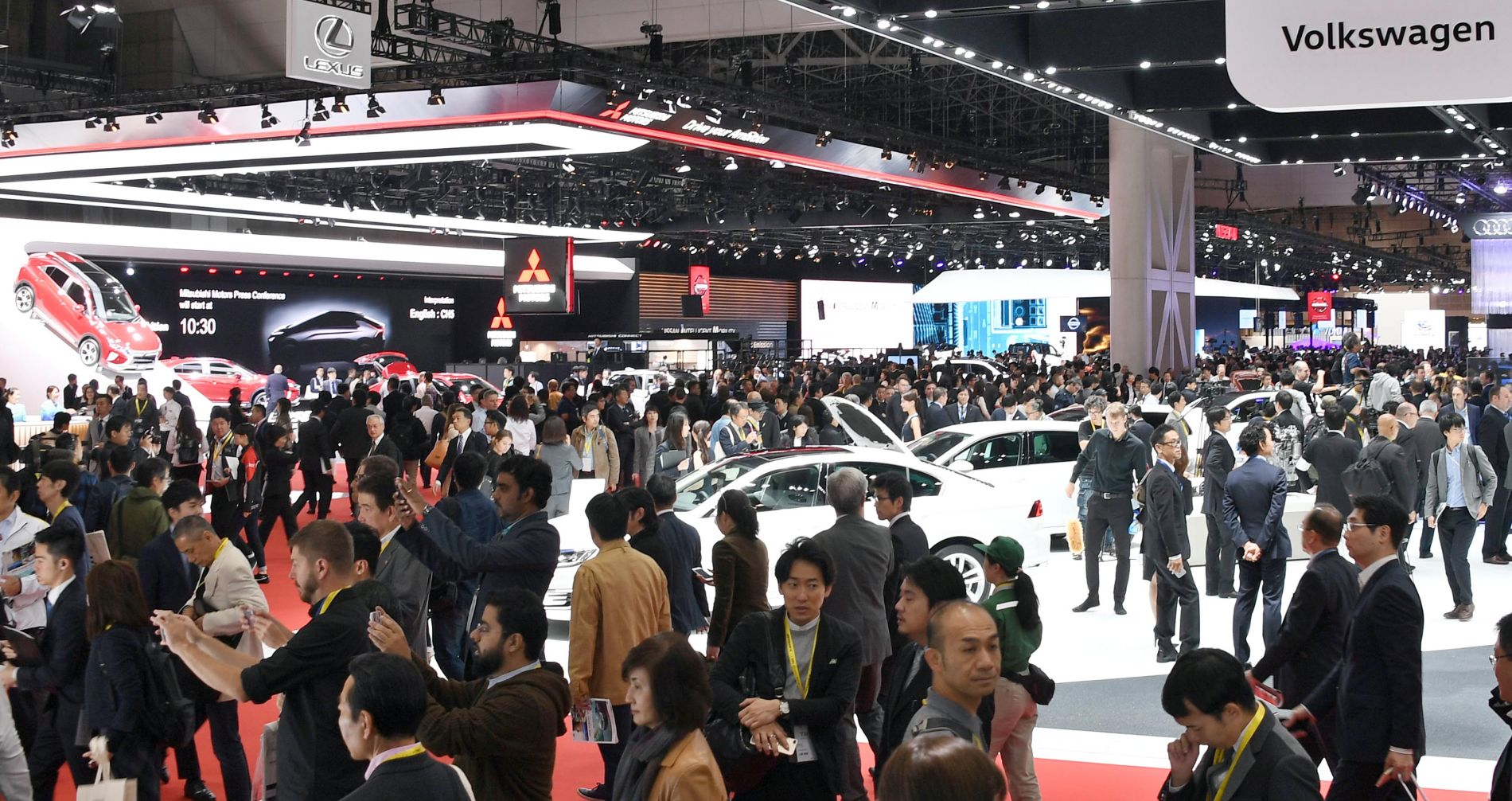 The Autumn Tokyo Motor Show 2019 — Not Just Cars 004