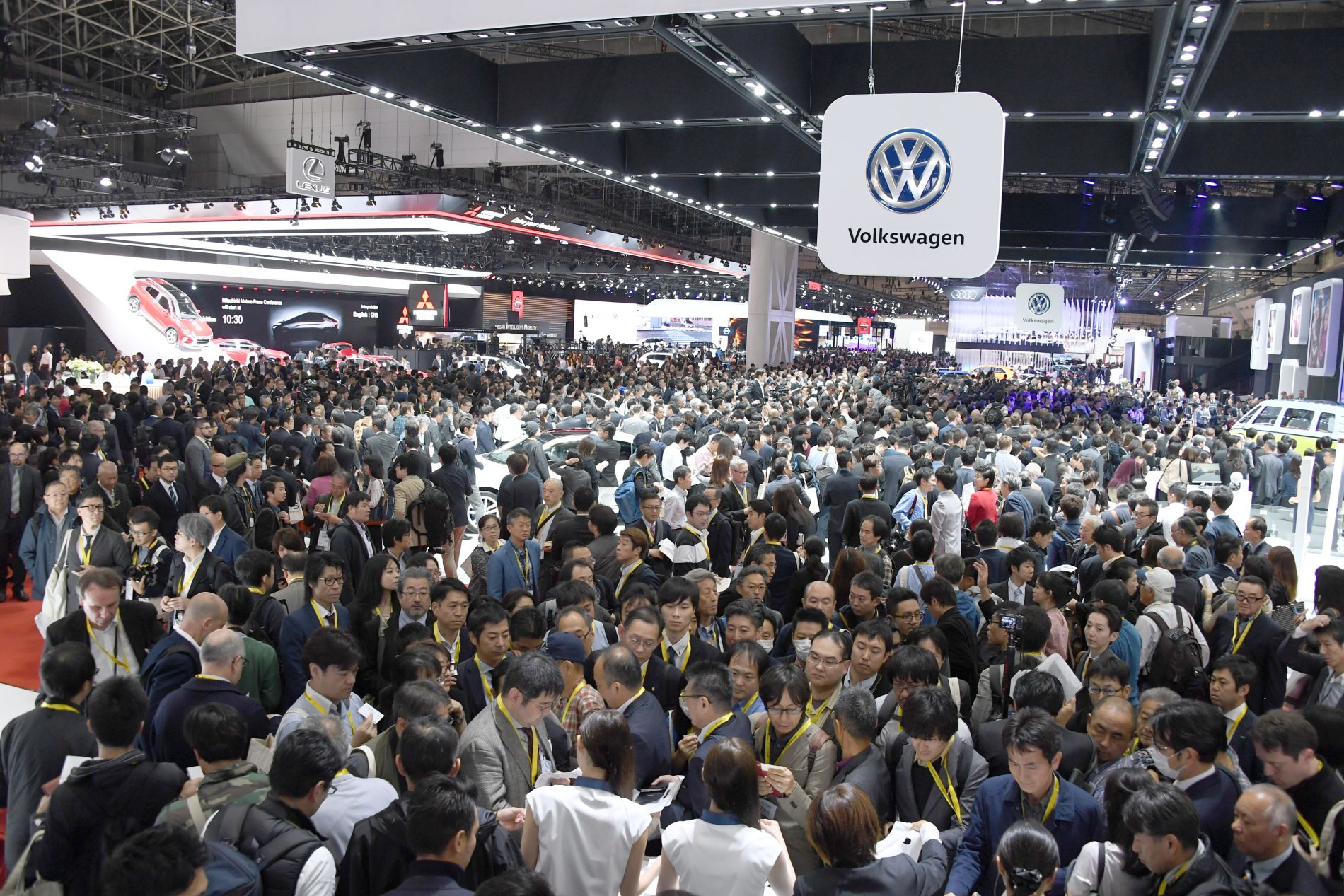 The Autumn Tokyo Motor Show 2019 — Not Just Cars