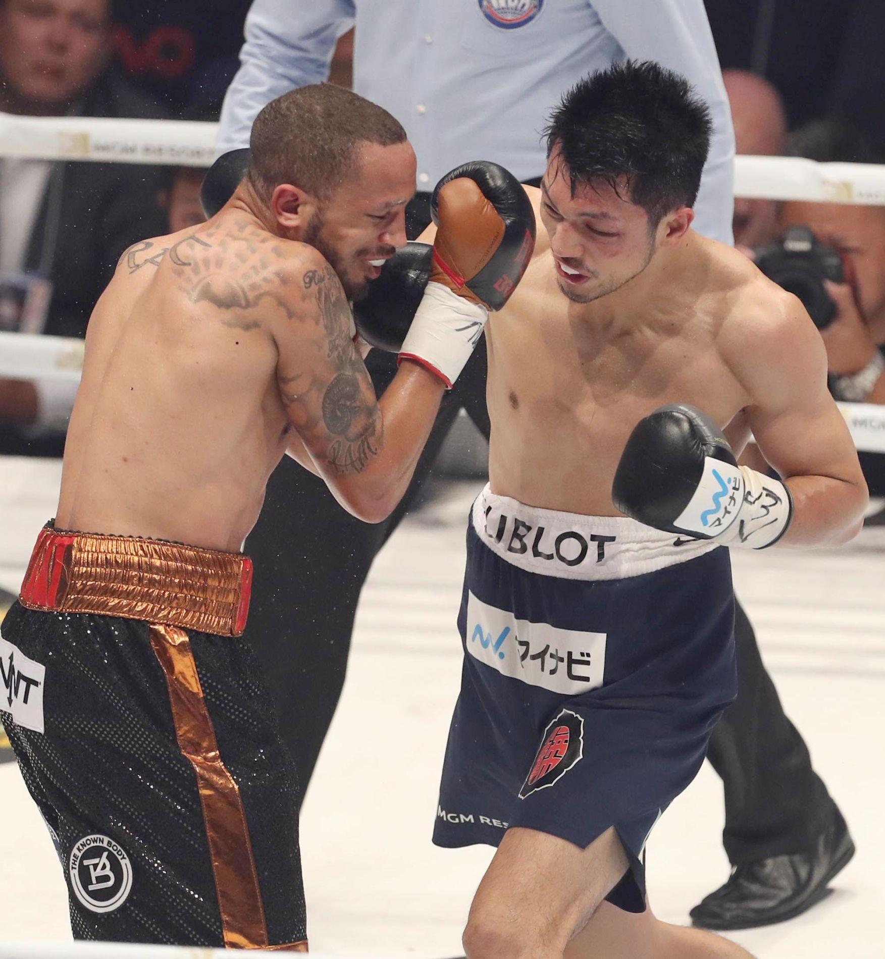 WBA New Champion Ryota Murata Japan