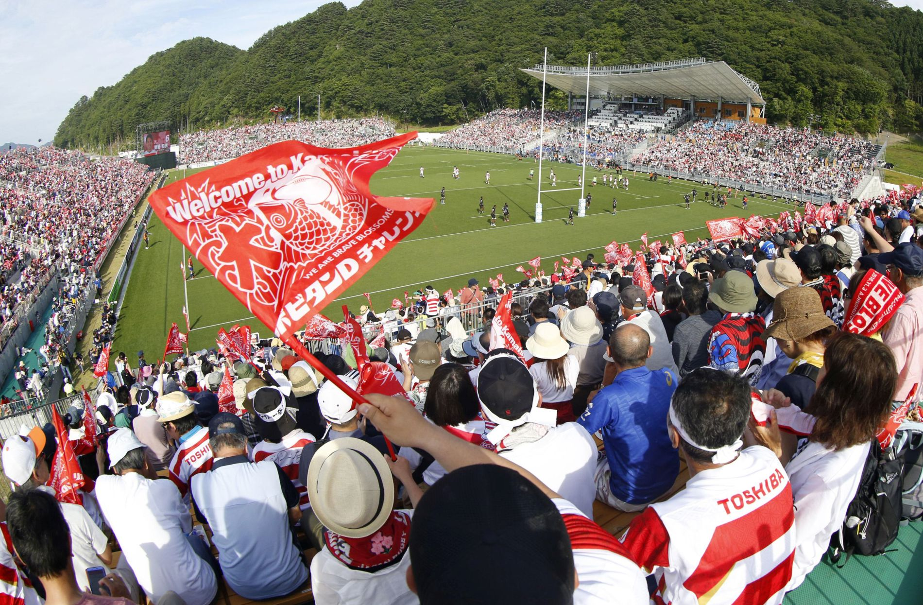 What to Expect at the Rugby World Cup 2019 Kickoff in Japan 069