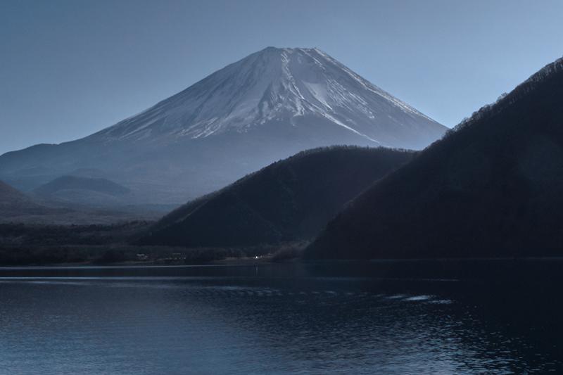 Yamanashi Prefecture Mount Fuji