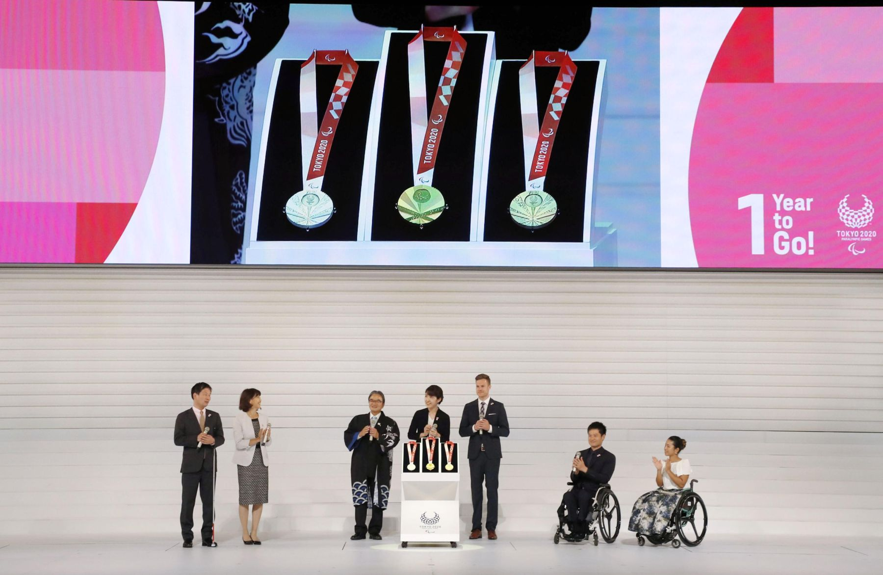 2020 Paralympic Games Medals Feature Japanese Folding Fan Designs 006
