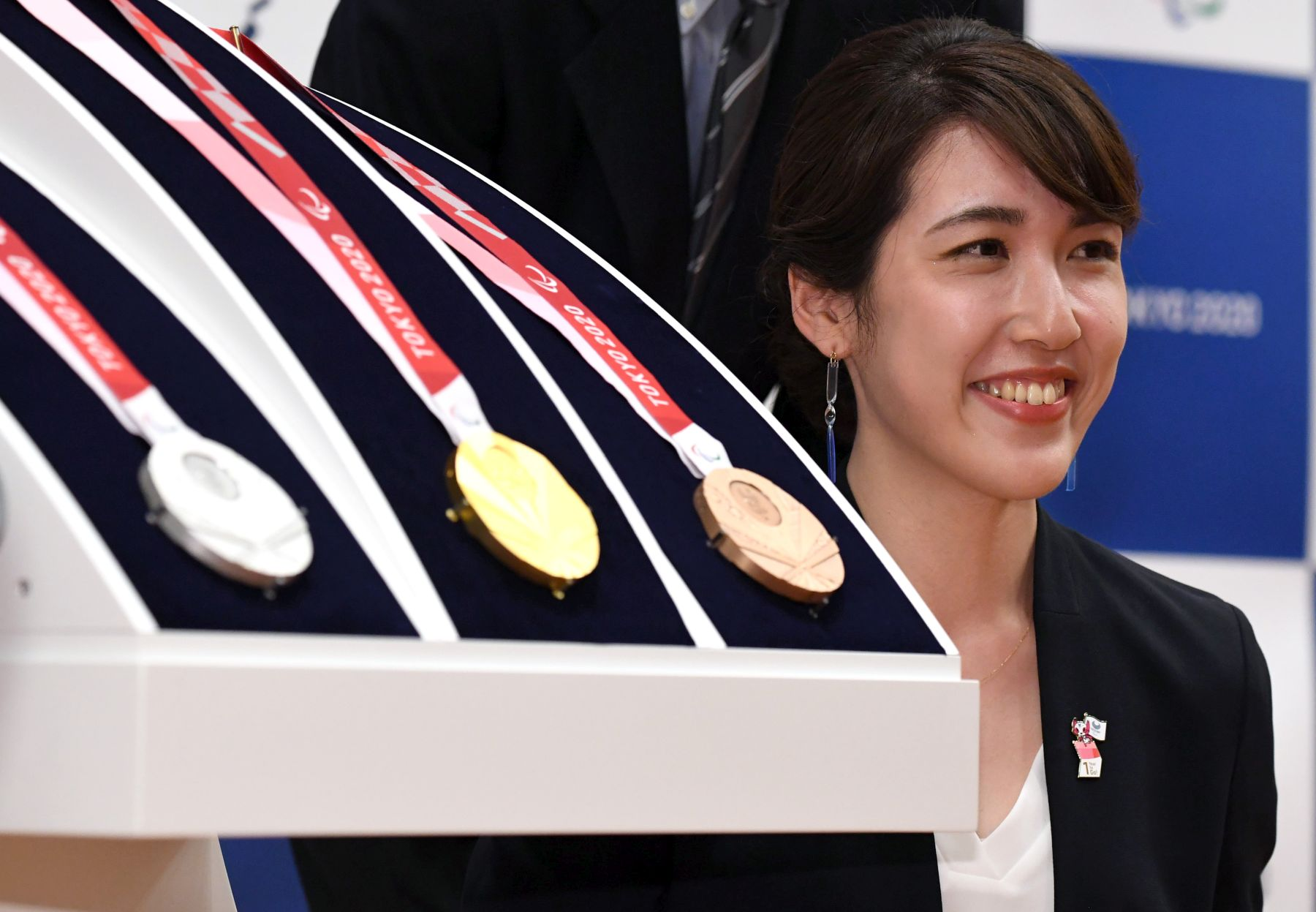 2020 Paralympic Games Medals Feature Japanese Folding Fan Designs