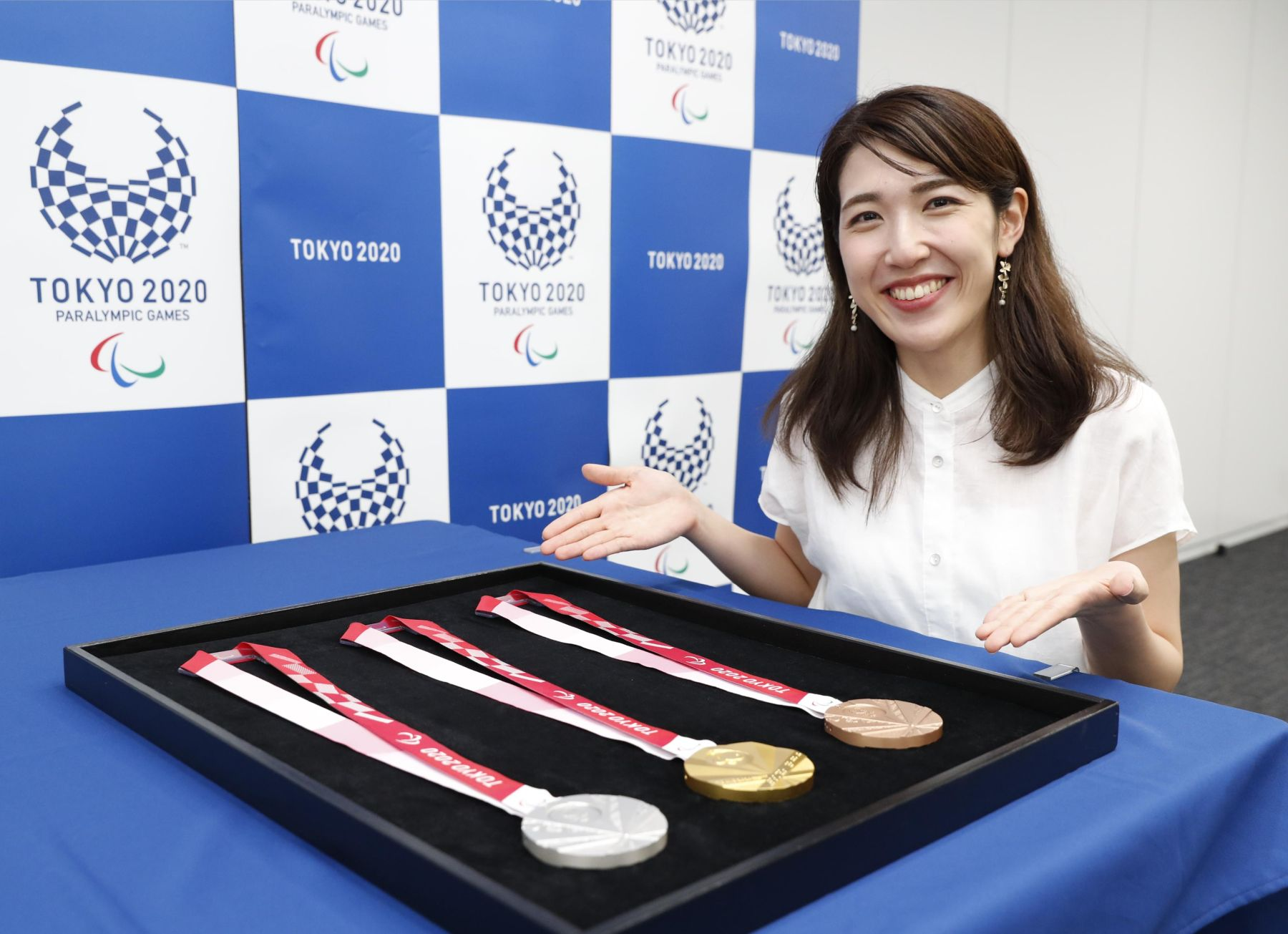 2020 Paralympic Games Medals Feature Japanese Folding Fan Designs 016