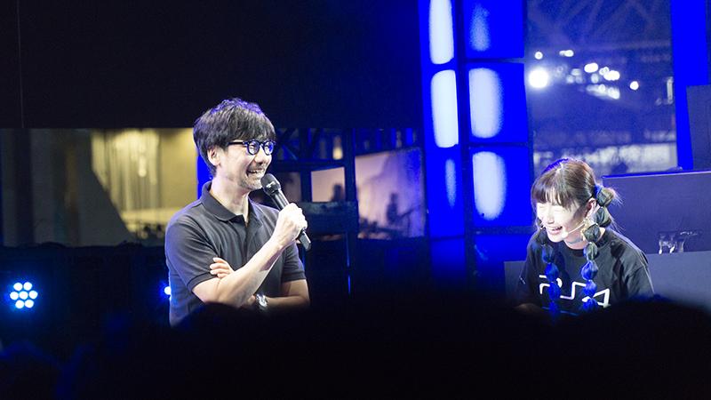 Kojima Hideo Death Stranding Tokyo Game Show 2019