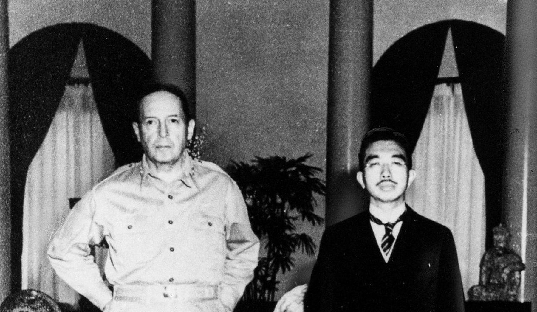 Emperor Showa Favored Japans Rearmament, Documents Reveal 011