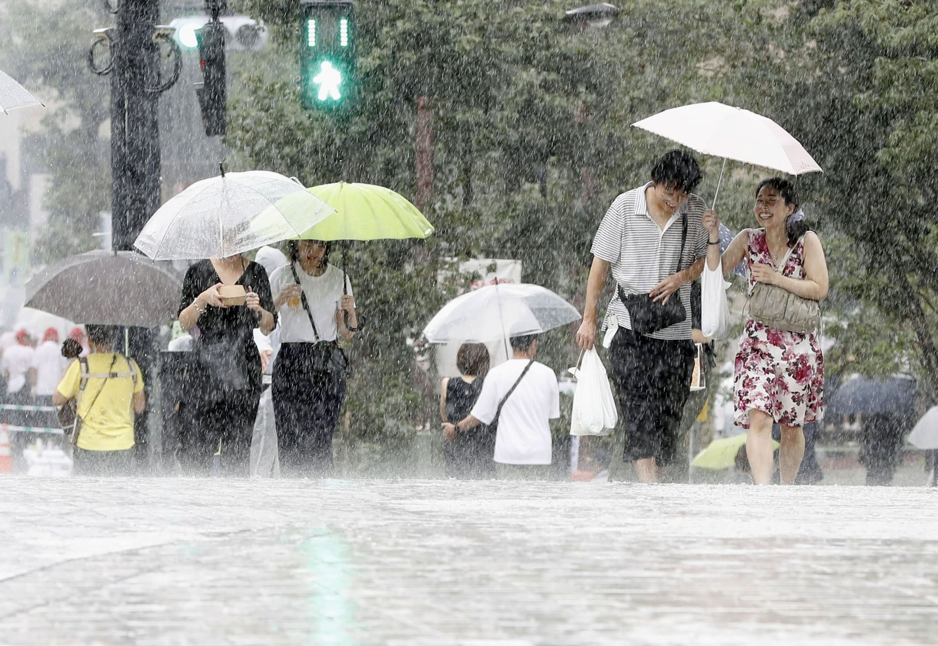 Japan Metro Tokyo braces for possible Category 3 typhoon 001