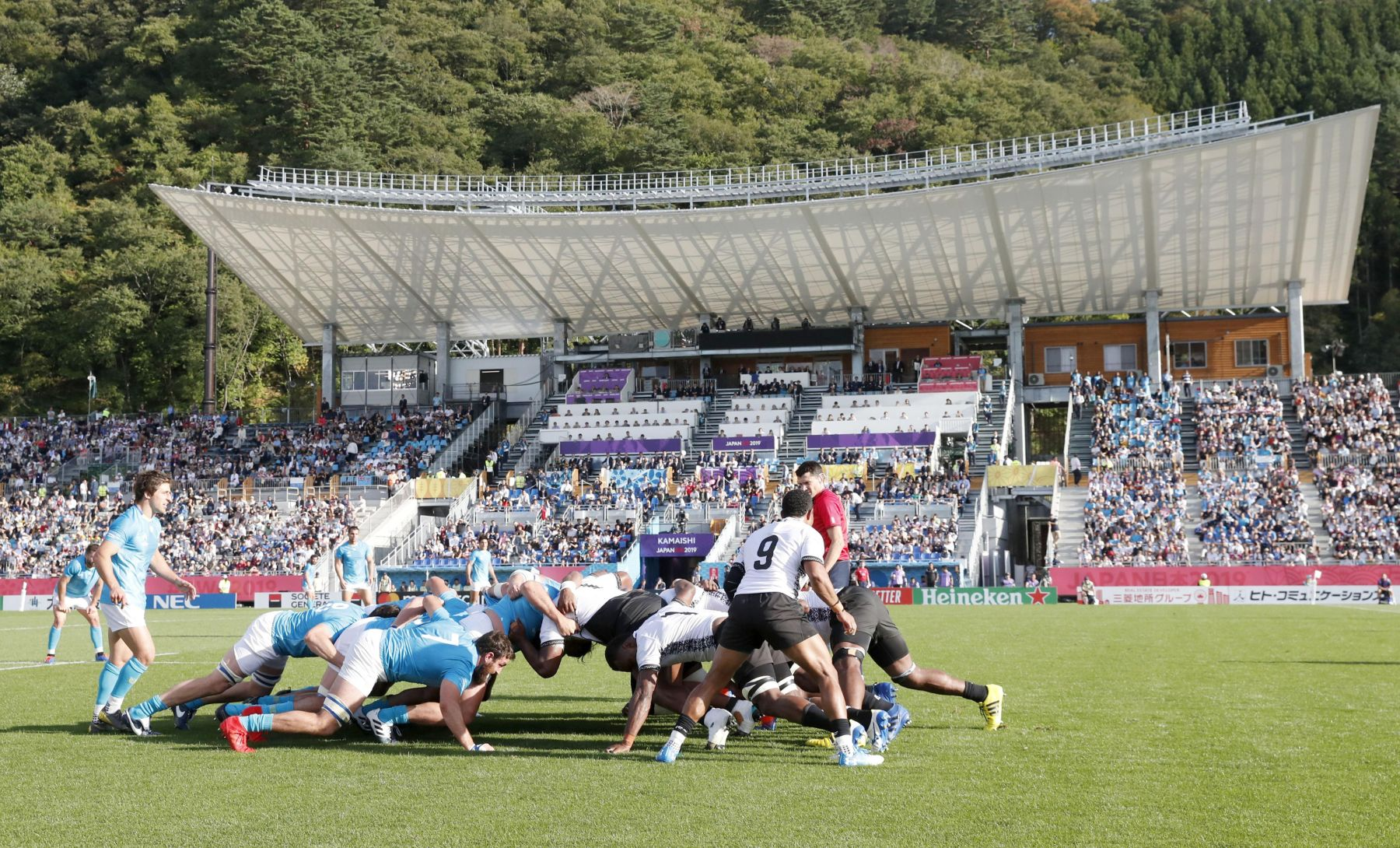 Kamaishi Stadium brings hope as Rugby World Cup comes to town 025