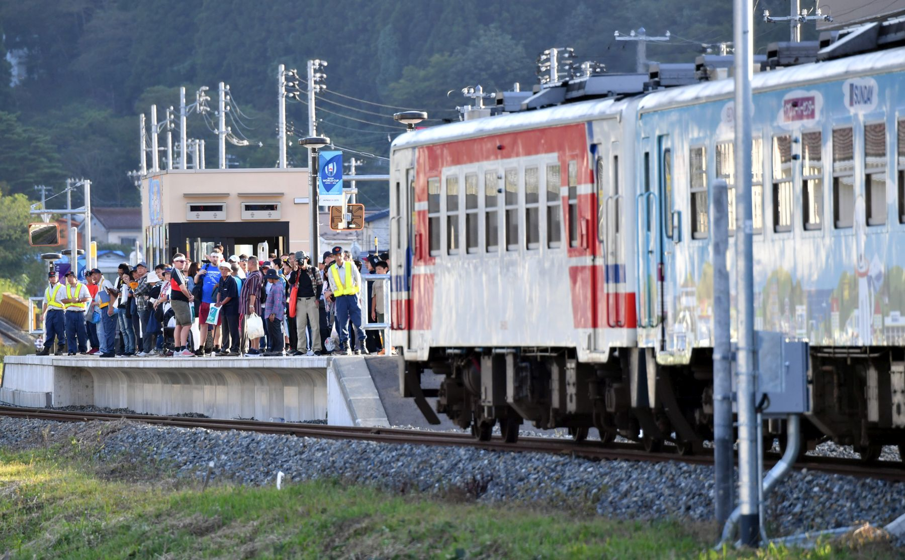 Kamaishi Stadium brings hope as Rugby World Cup comes to town