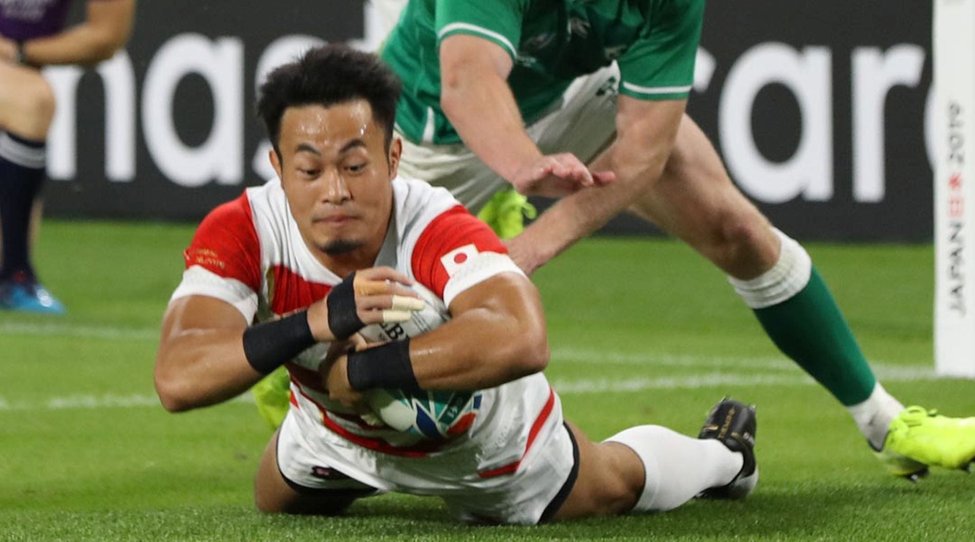 Rugby World Cup 2019 Japan vs Ireland 012