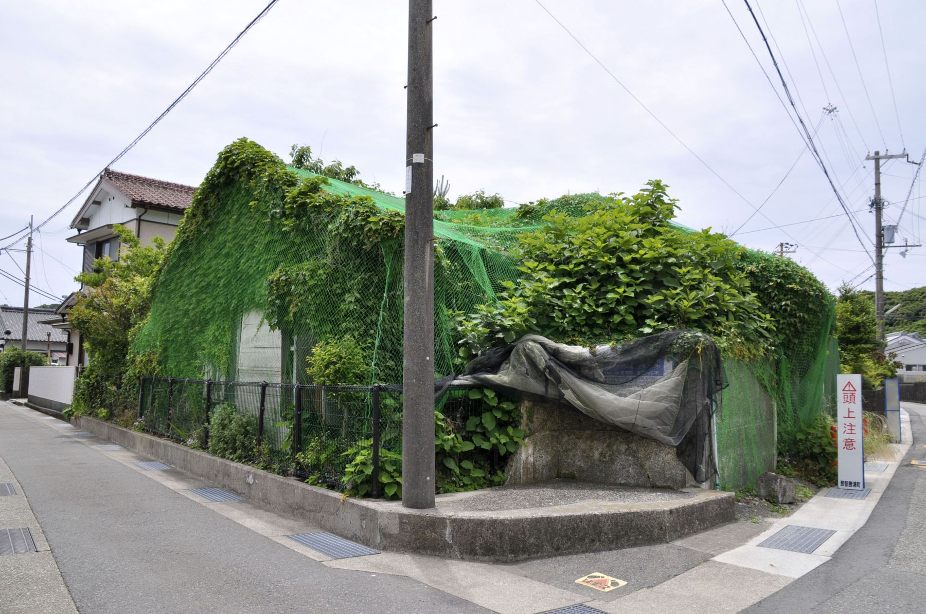 The tumble down houses in Japan 002