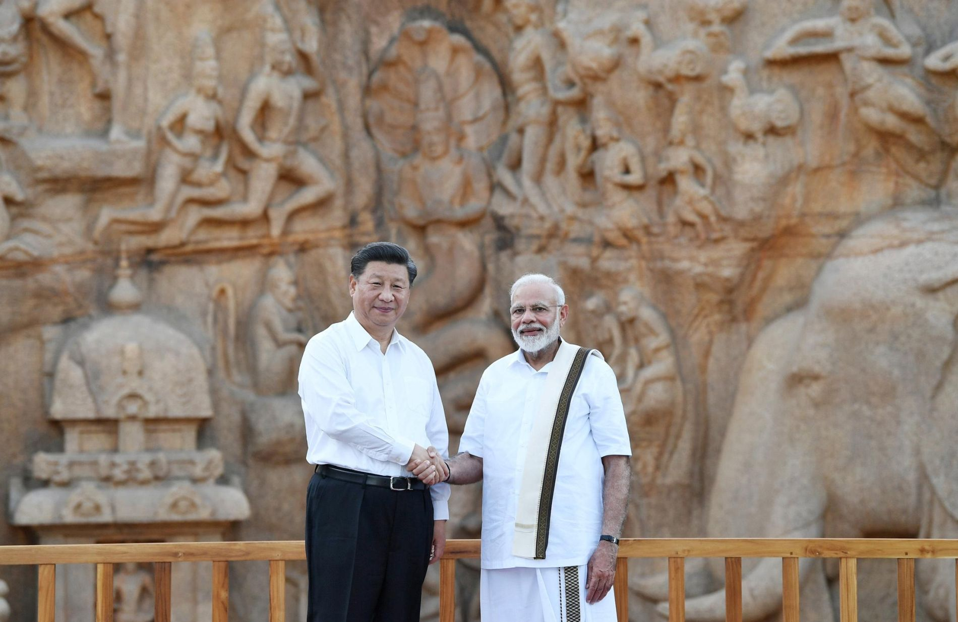 China Reaches Out to India Xi and Modi 014