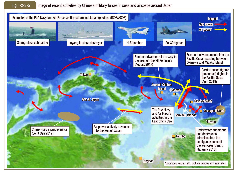 Larry Wortzel Map Defense White Paper