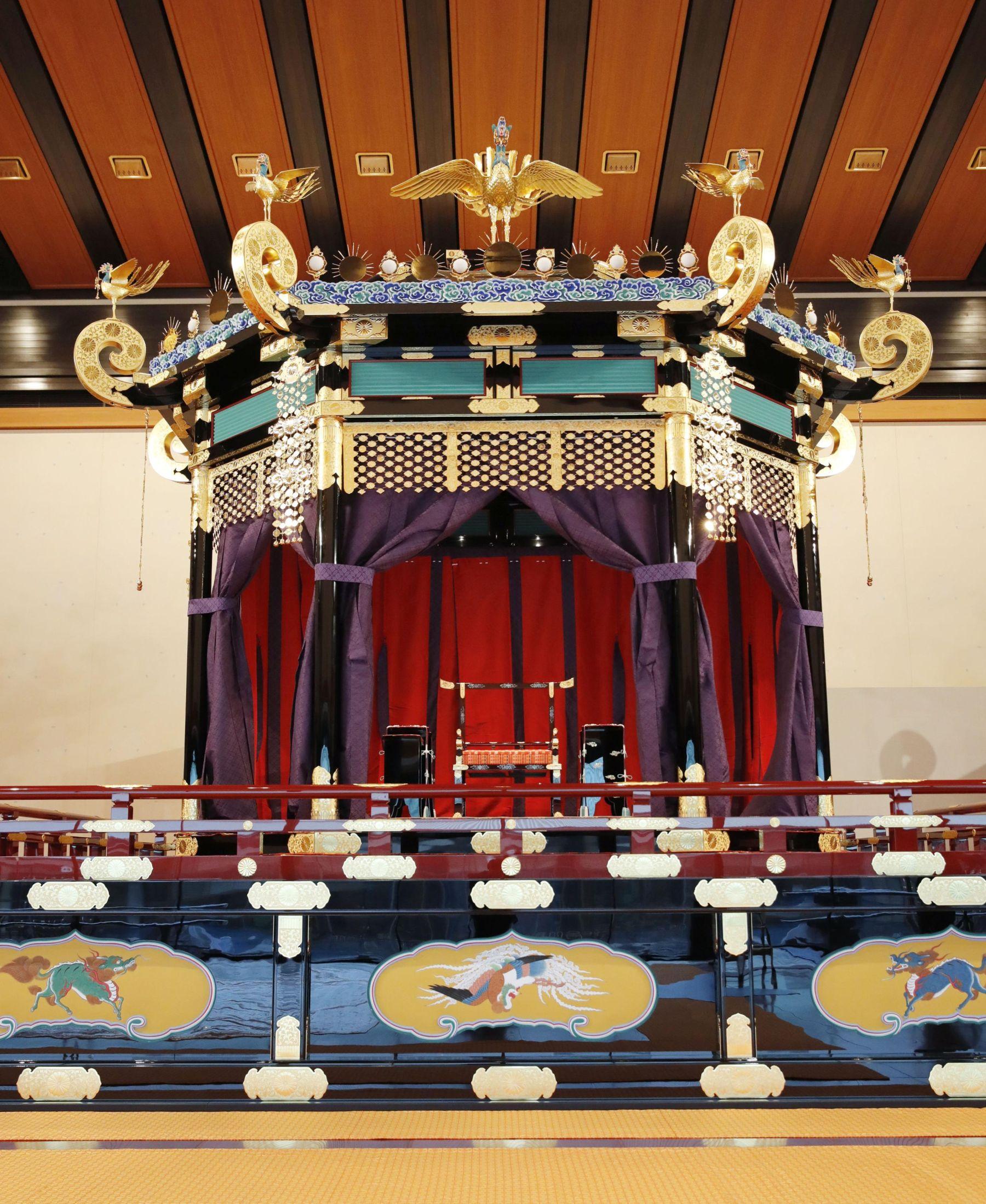 Enthronment Ceremony Japan 003