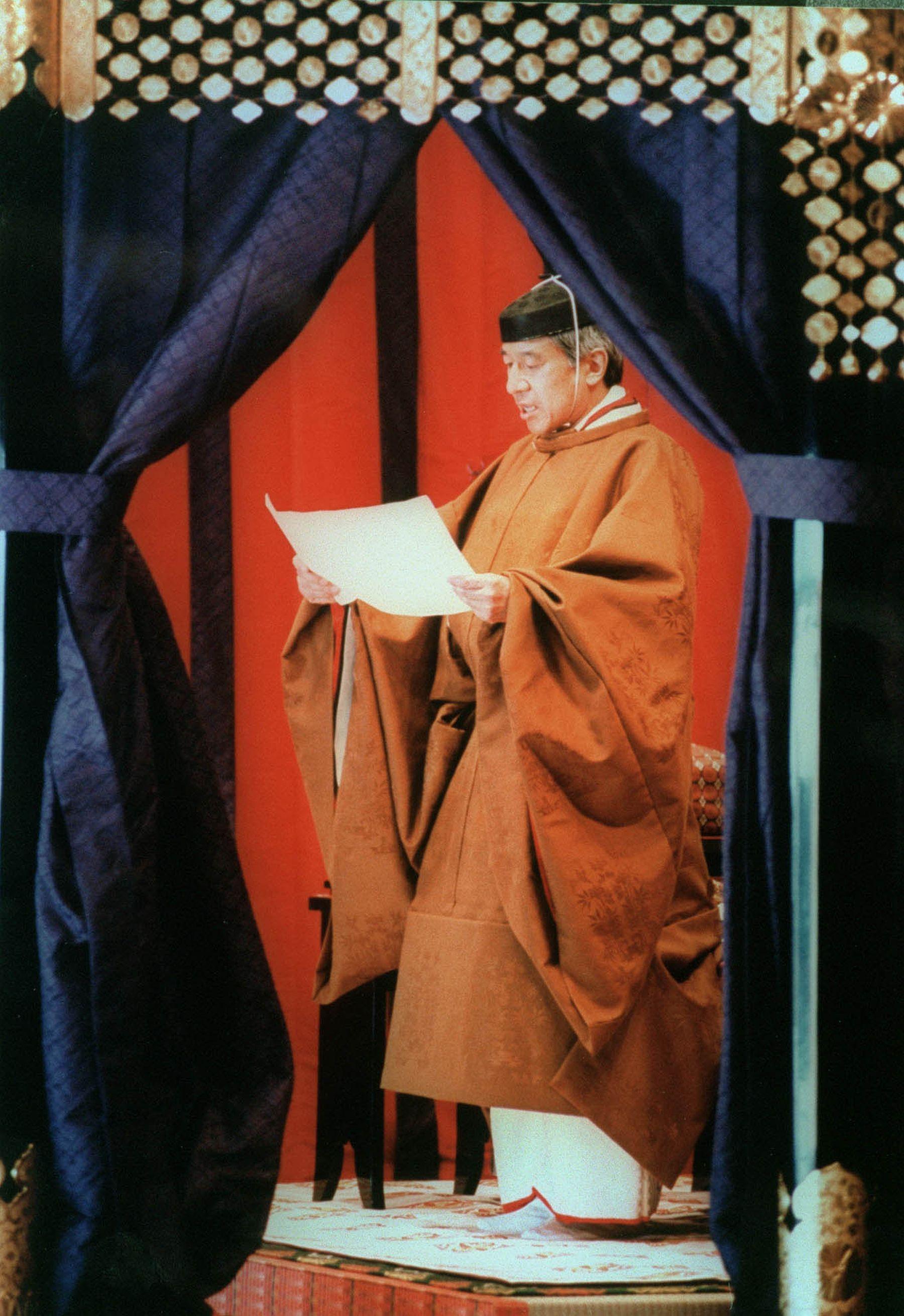 Enthronment Ceremony Japan 013