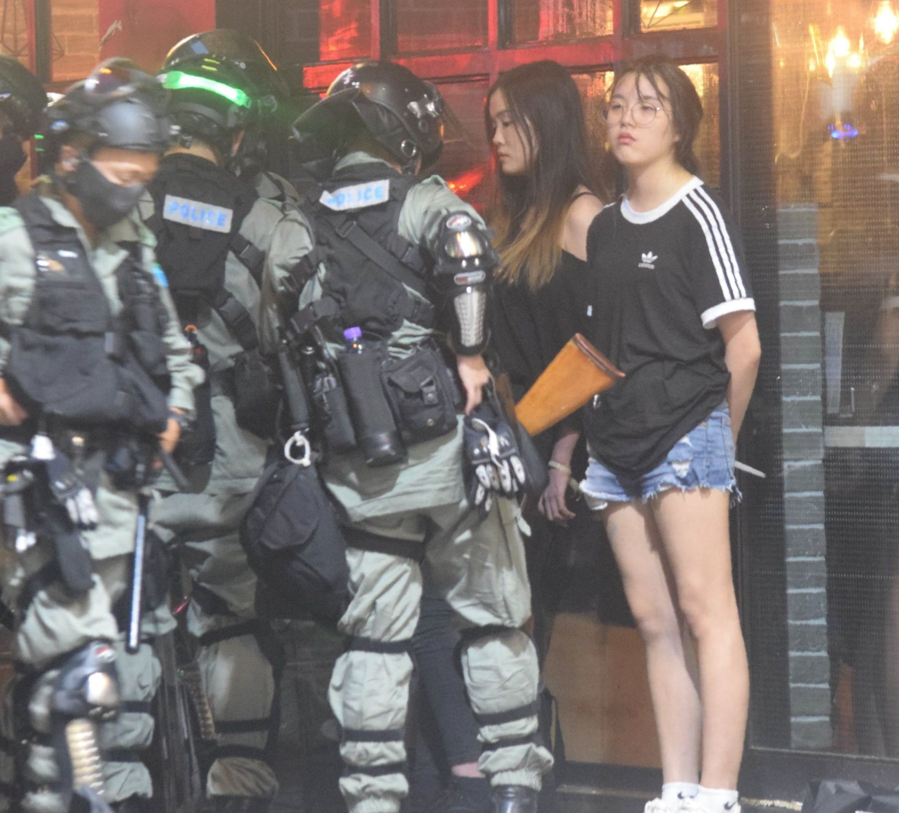 Hong Kongs Emergency Ordinance Effectively A Declaration of Martial Law 026