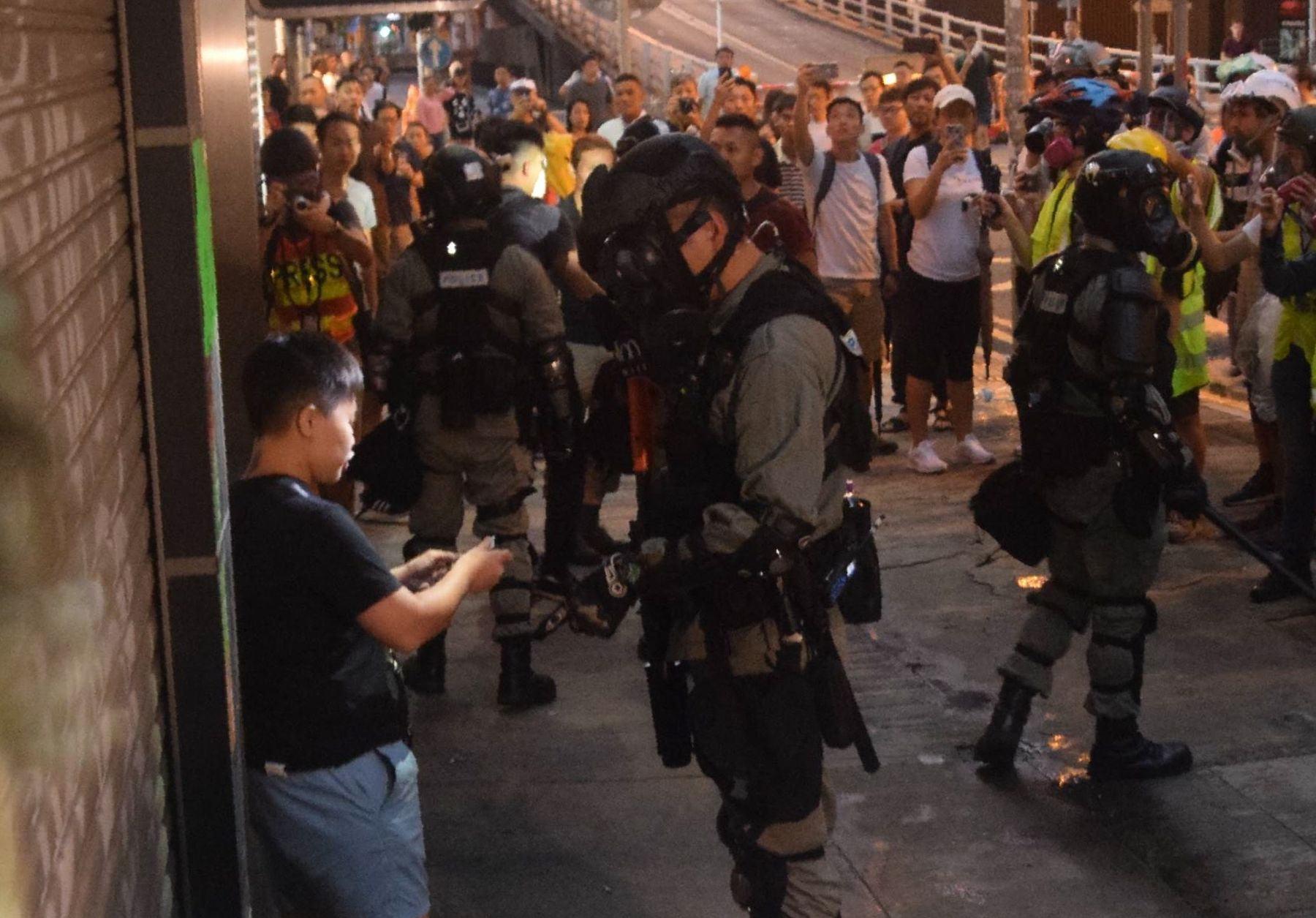 Hong Kongs Emergency Ordinance Effectively A Declaration of Martial Law 028